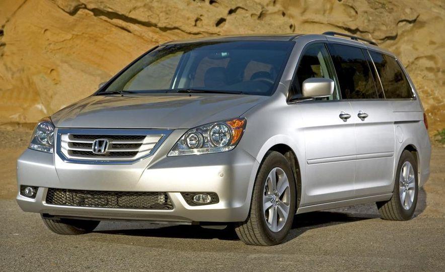 2009 Honda Odyssey - Slide 6