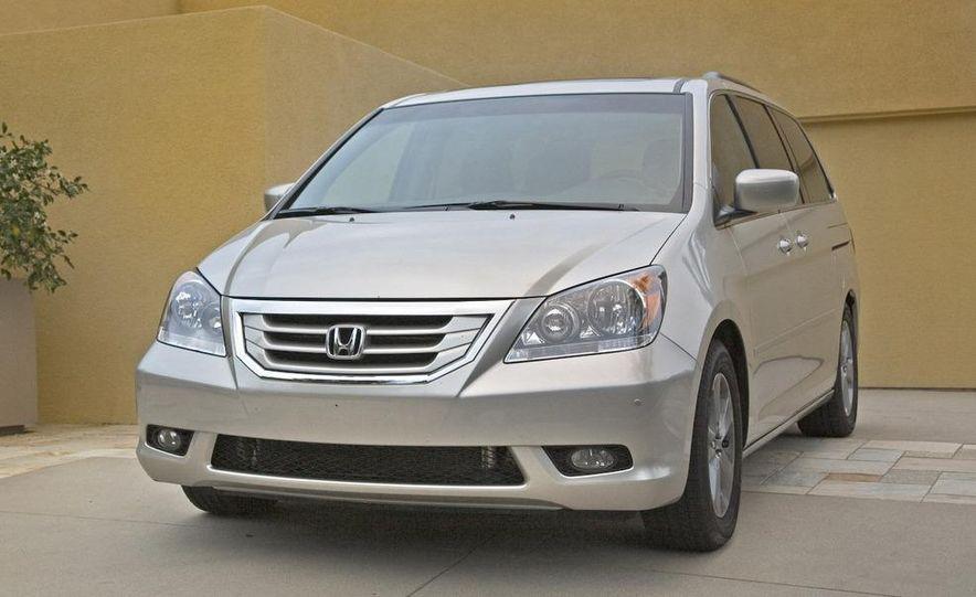 2009 Honda Odyssey - Slide 7