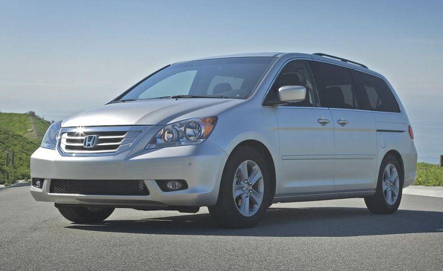 2009 Honda Odyssey - Slide 8