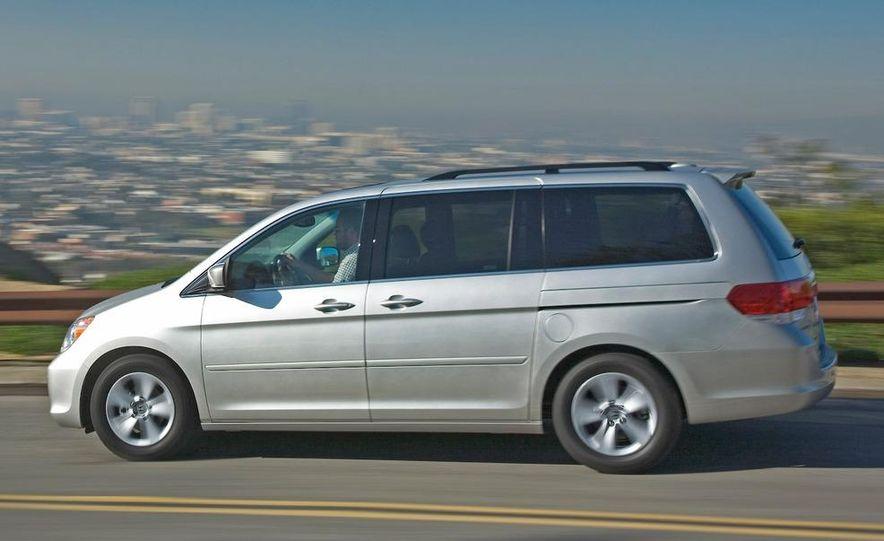 2009 Honda Odyssey - Slide 10