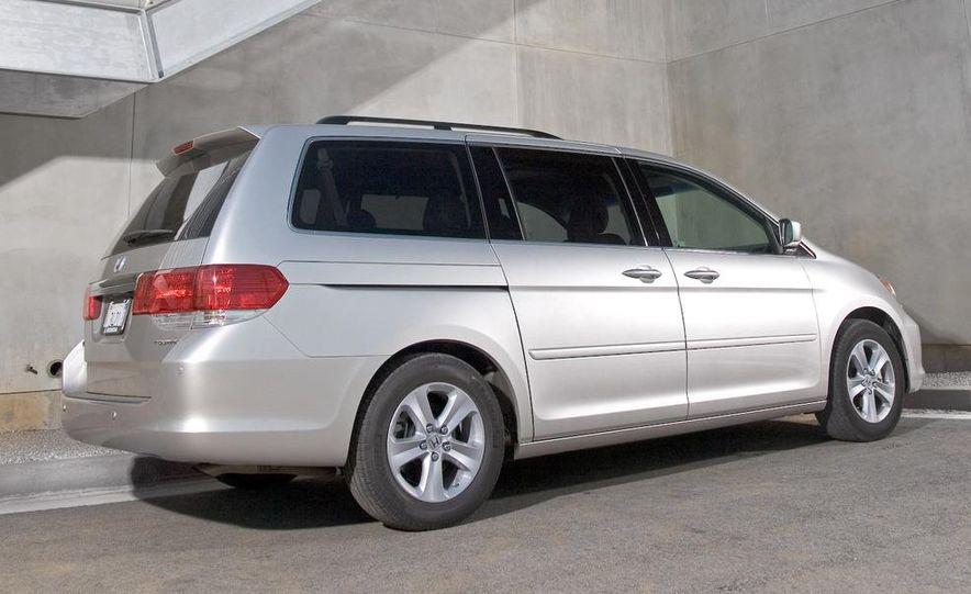 2009 Honda Odyssey - Slide 13