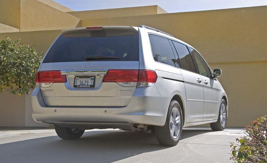 2009 Honda Odyssey - Slide 14