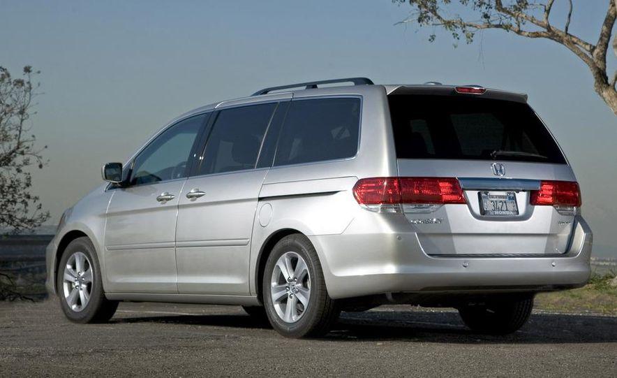 2009 Honda Odyssey - Slide 15