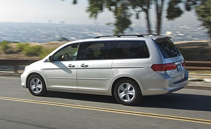 2009 Honda Odyssey - Slide 16