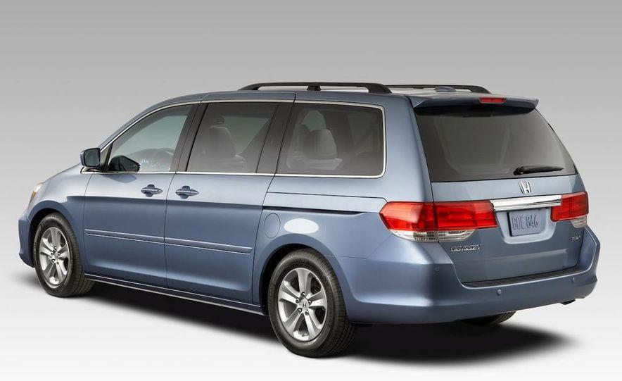 2009 Honda Odyssey - Slide 21