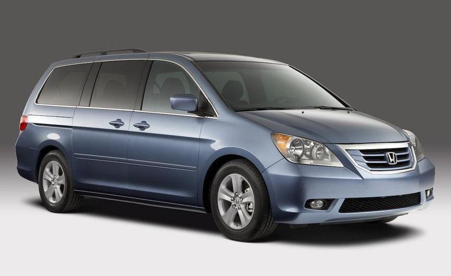 2009 Honda Odyssey - Slide 22