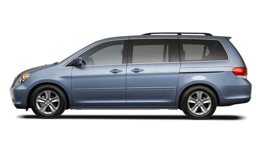 2009 Honda Odyssey - Slide 23