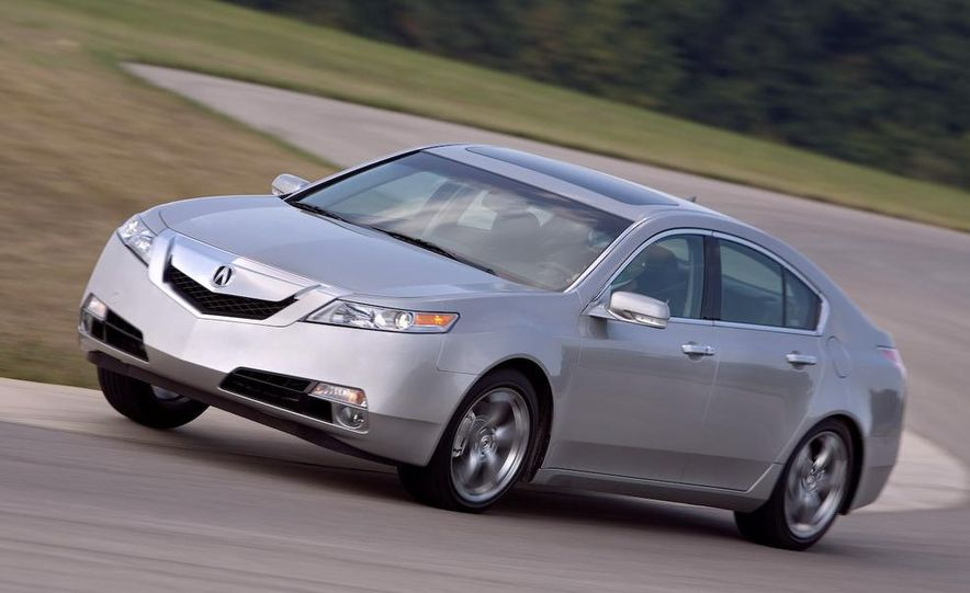 2010 Acura TL SHAWD manual  Photo Gallery  Car and Driver