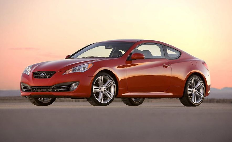 Hyundai Genesis coupe by Street Concepts - Slide 12