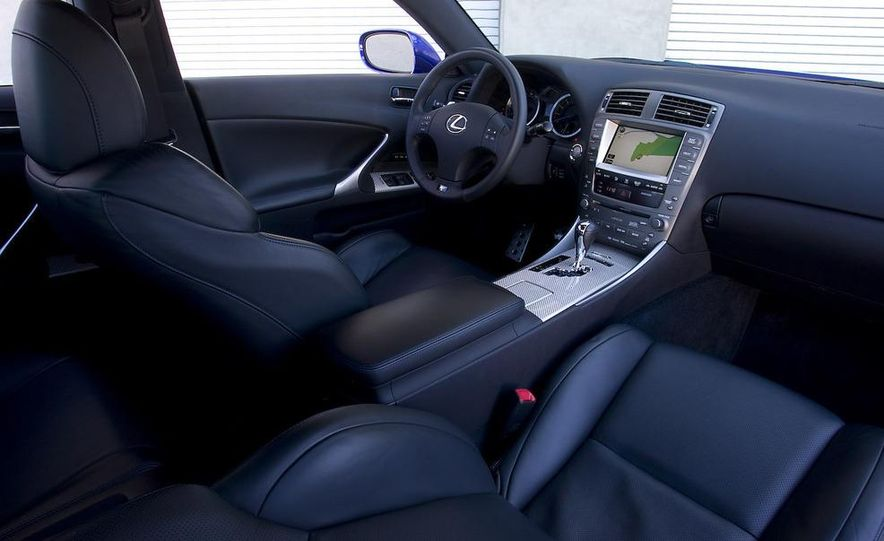2009 Lexus IS-F by Artisan Performance - Slide 18
