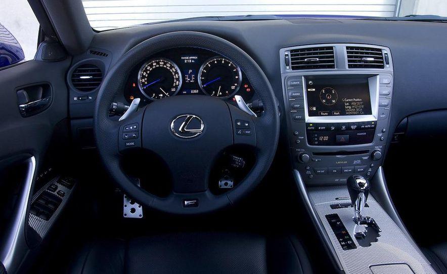 2009 Lexus IS-F by Artisan Performance - Slide 19