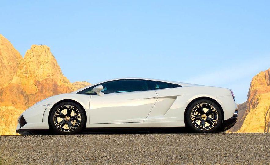 Lamborghini Estoque concept - Slide 55