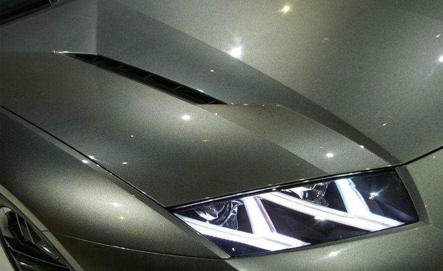 Lamborghini Estoque concept - Slide 30