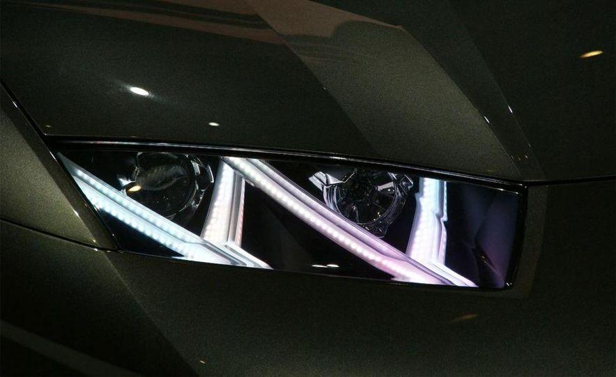 Lamborghini Estoque concept - Slide 29