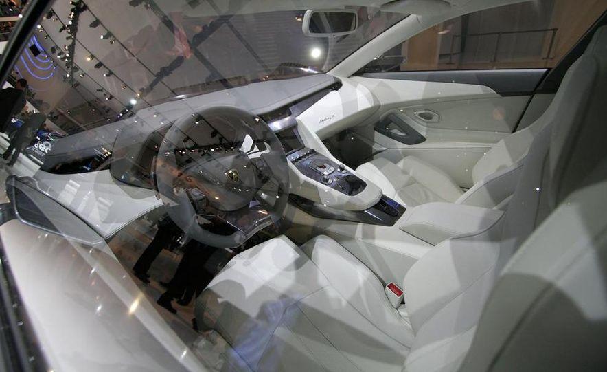 Lamborghini Estoque concept - Slide 38