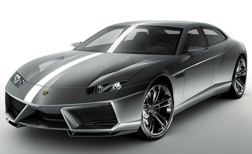 Lamborghini Estoque concept - Slide 42