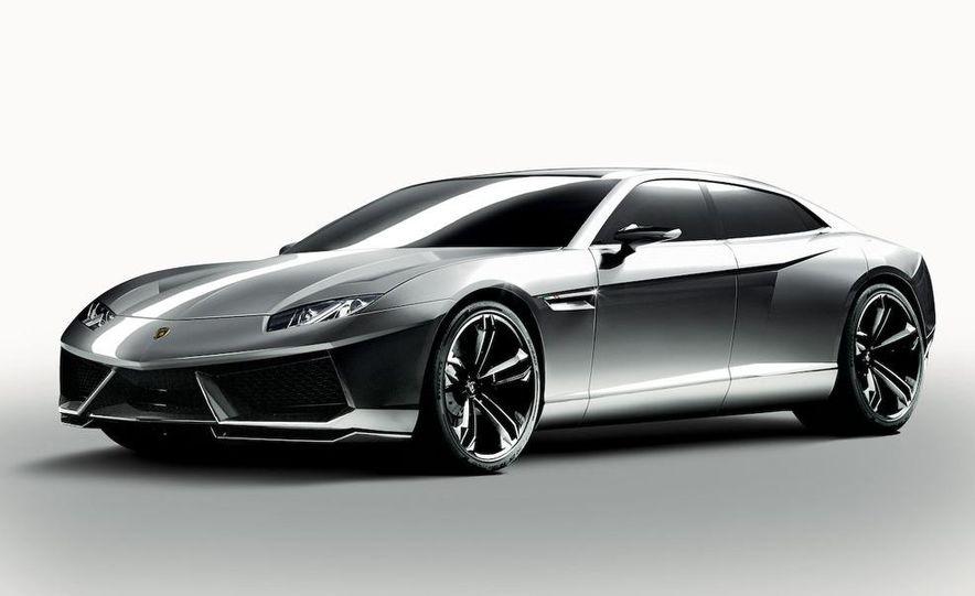 Lamborghini Estoque concept - Slide 43