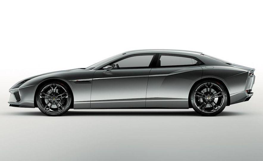 Lamborghini Estoque concept - Slide 44