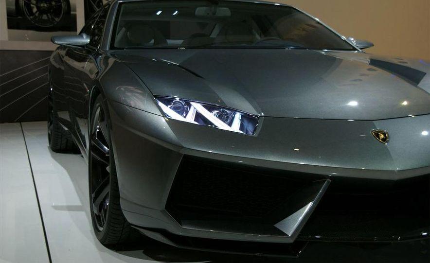 Lamborghini Estoque concept - Slide 1