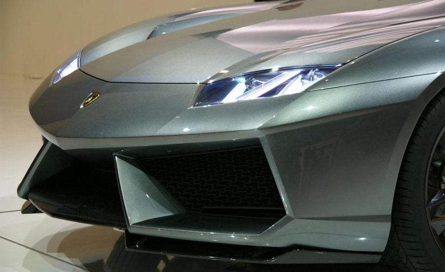 Lamborghini Estoque concept - Slide 2