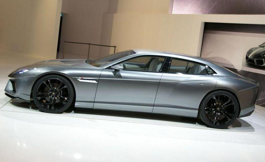 Lamborghini Estoque concept - Slide 3