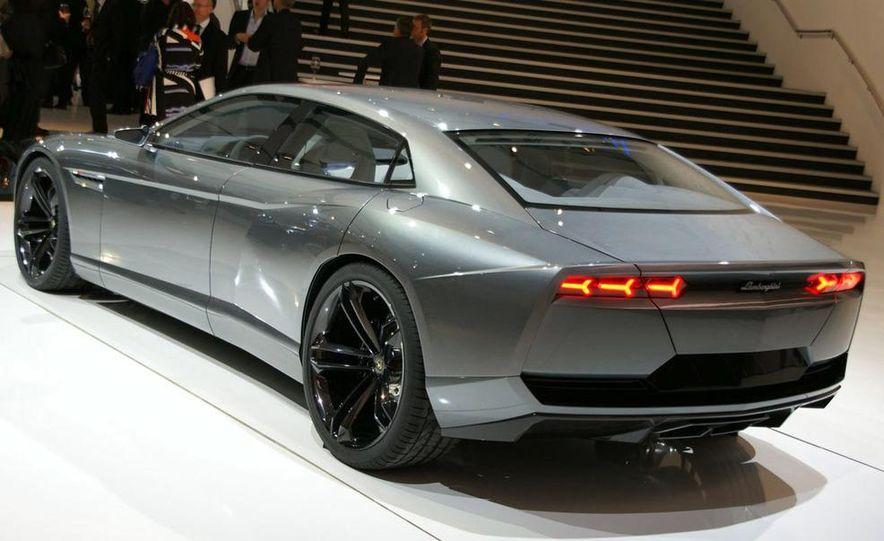 Lamborghini Estoque concept - Slide 4