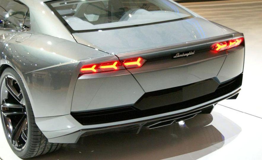 Lamborghini Estoque concept - Slide 5