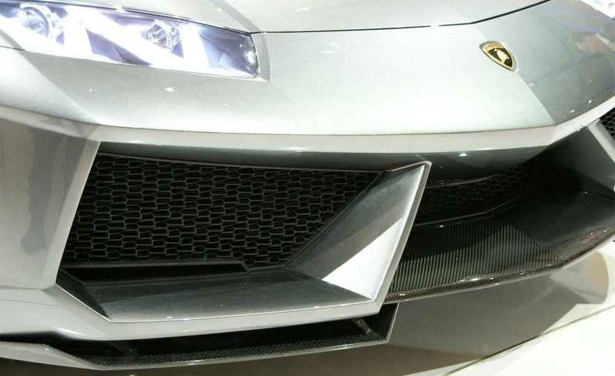 Lamborghini Estoque concept - Slide 6