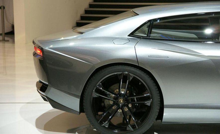 Lamborghini Estoque concept - Slide 8