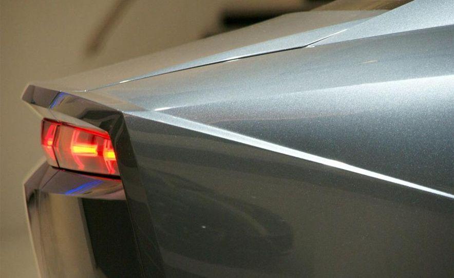 Lamborghini Estoque concept - Slide 9