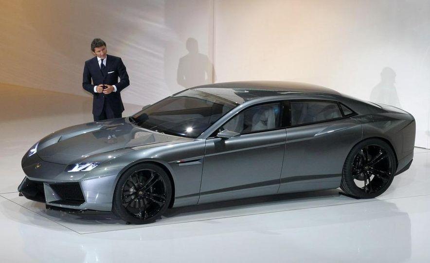 Lamborghini Estoque concept - Slide 19