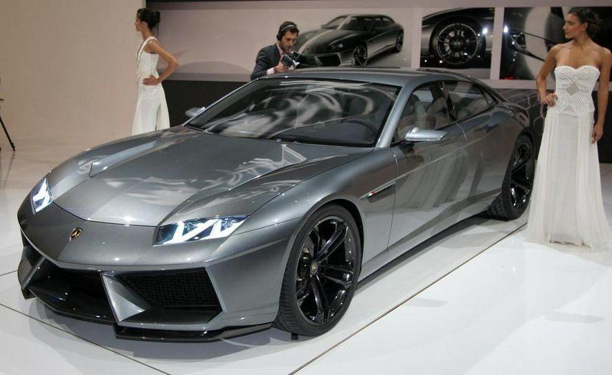 Lamborghini Estoque concept - Slide 20