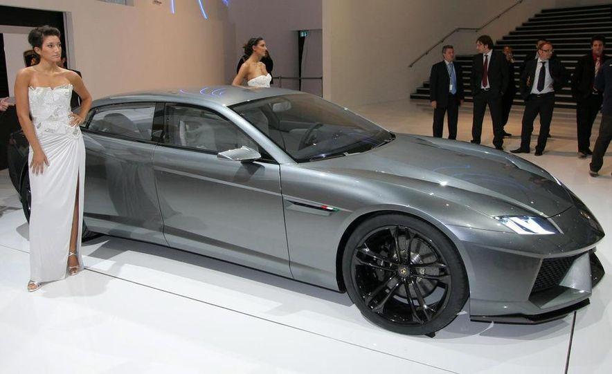Lamborghini Estoque concept - Slide 21