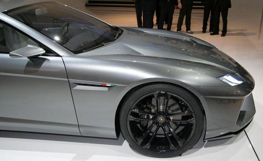 Lamborghini Estoque concept - Slide 22