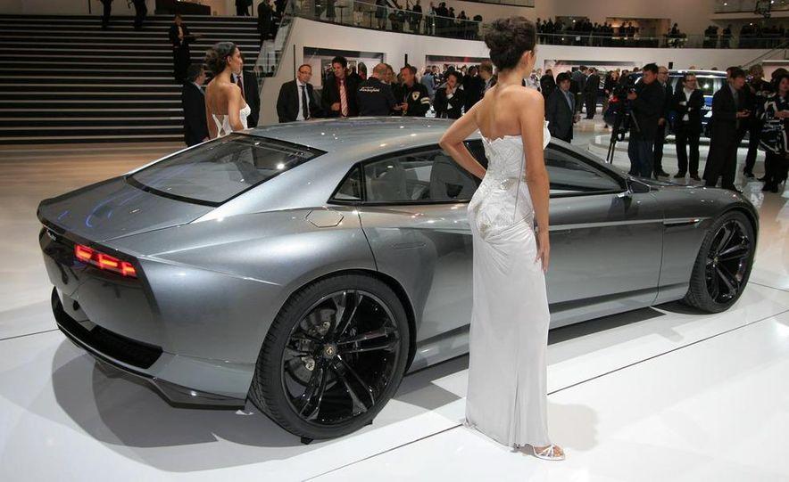 Lamborghini Estoque concept - Slide 23