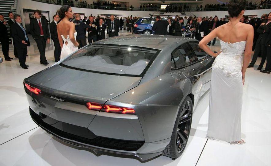 Lamborghini Estoque concept - Slide 24