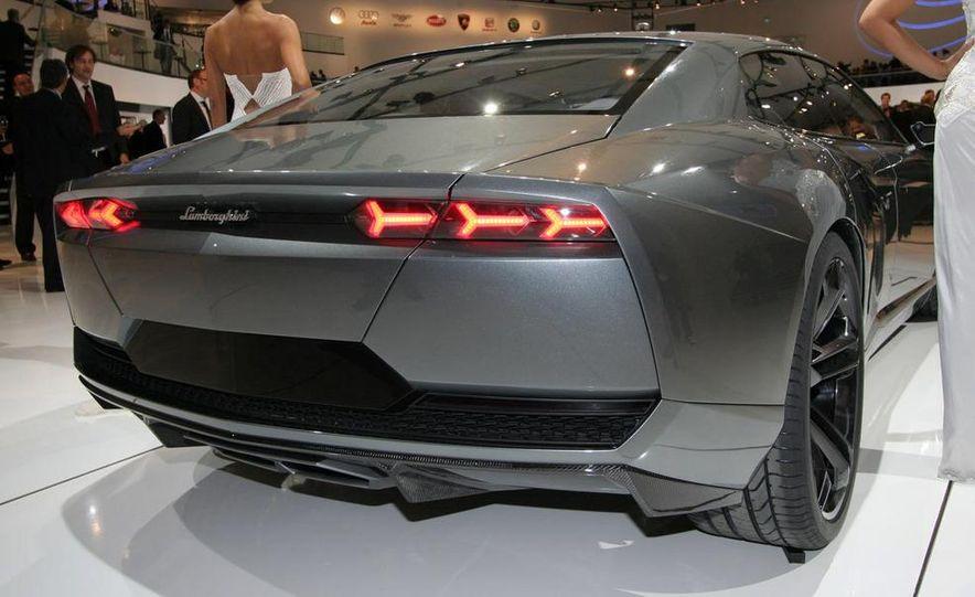 Lamborghini Estoque concept - Slide 25