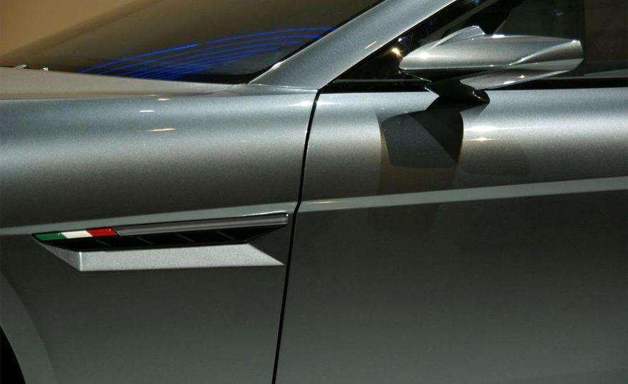 Lamborghini Estoque concept - Slide 31