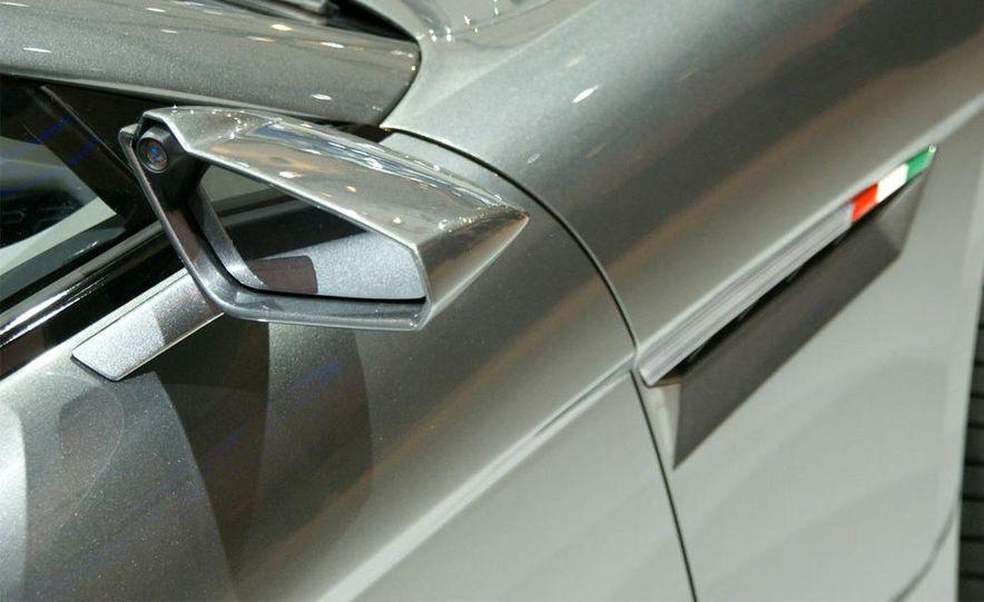 Lamborghini Estoque concept - Slide 32