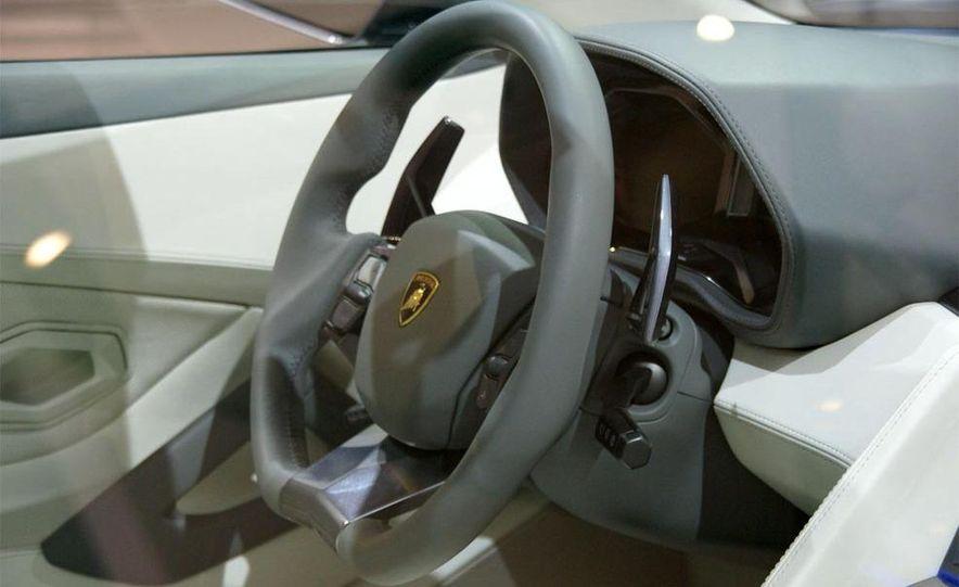Lamborghini Estoque concept - Slide 35
