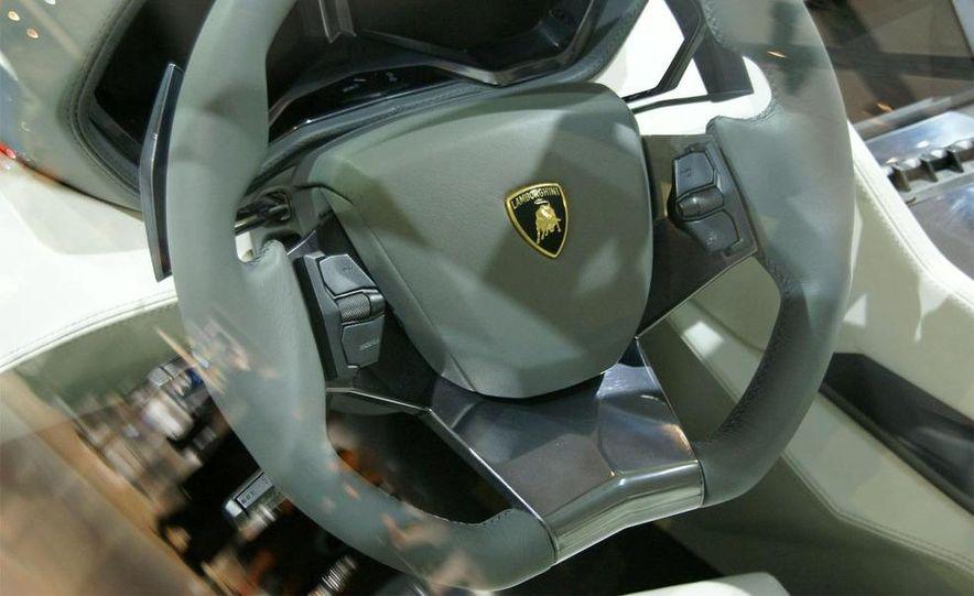 Lamborghini Estoque concept - Slide 36