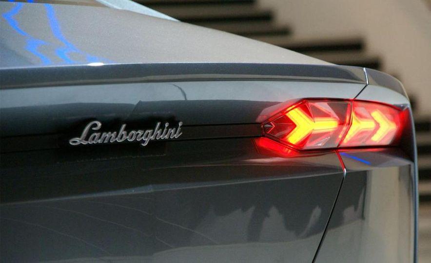 Lamborghini Estoque concept - Slide 28