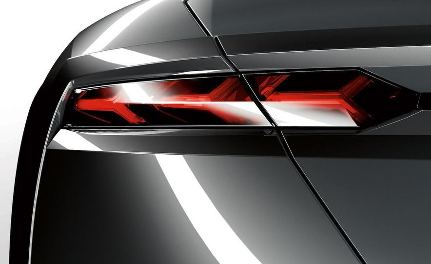 Lamborghini Estoque concept - Slide 49