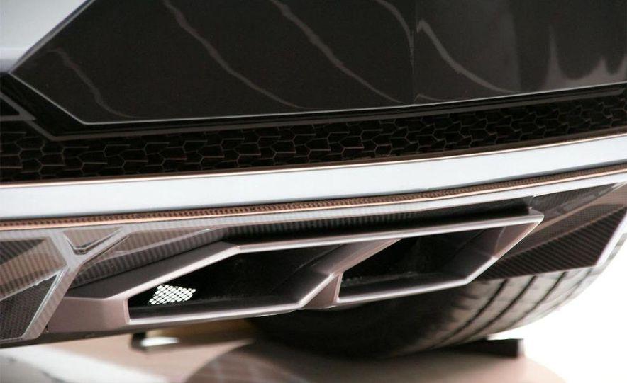 Lamborghini Estoque concept - Slide 26