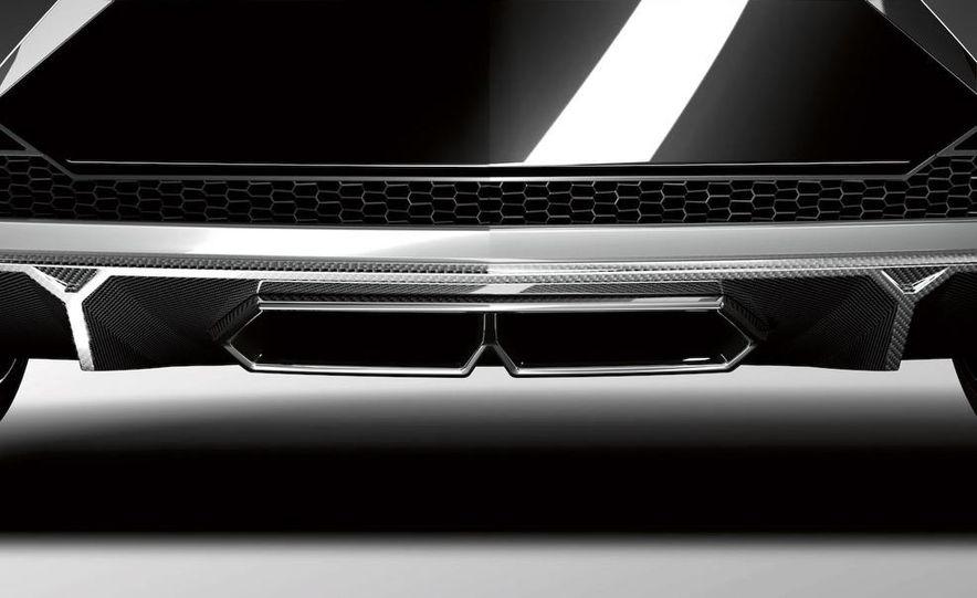 Lamborghini Estoque concept - Slide 47
