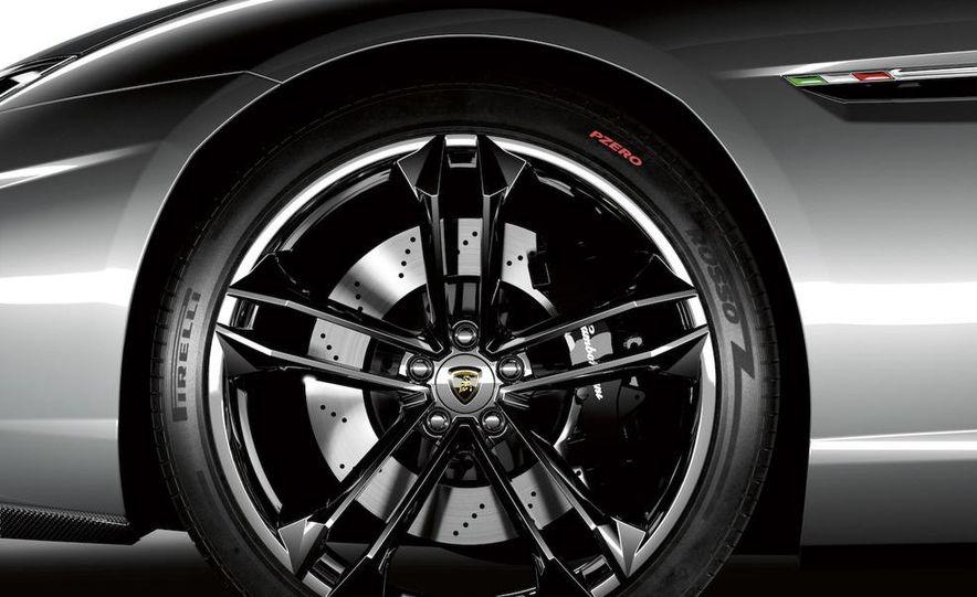 Lamborghini Estoque concept - Slide 48