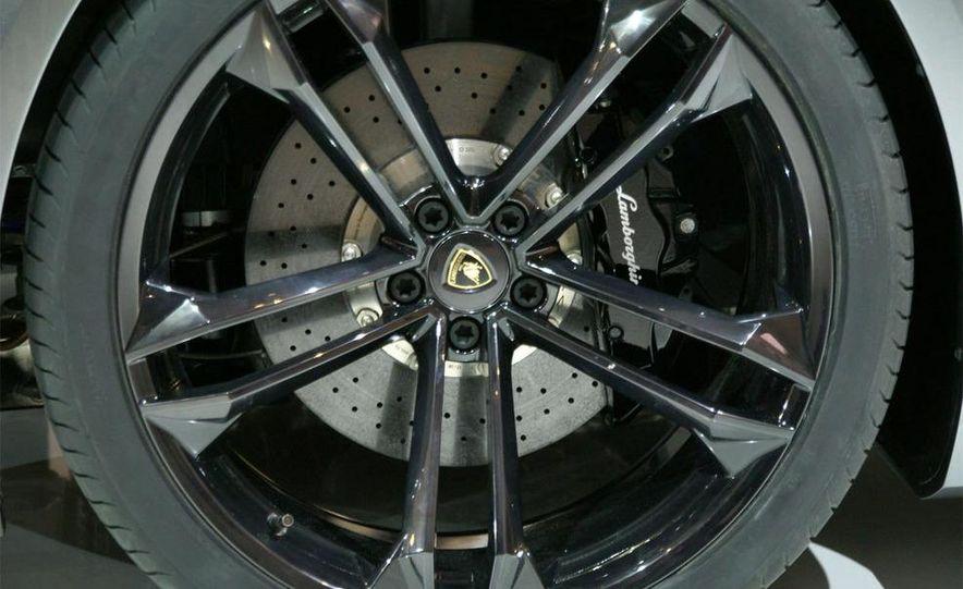 Lamborghini Estoque concept - Slide 27