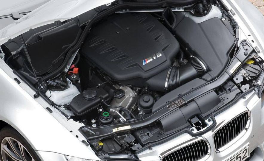 2008 BMW M3 convertible - Slide 9
