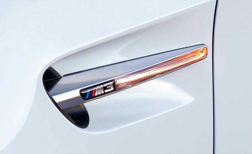 2008 BMW M3 convertible - Slide 24