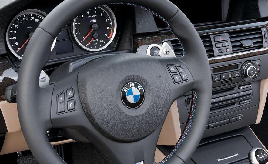 2008 BMW M3 convertible - Slide 6